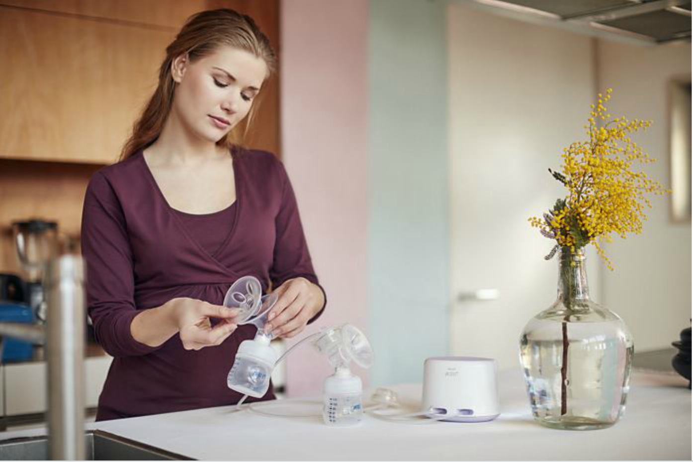 avent comfort electric breast pump review