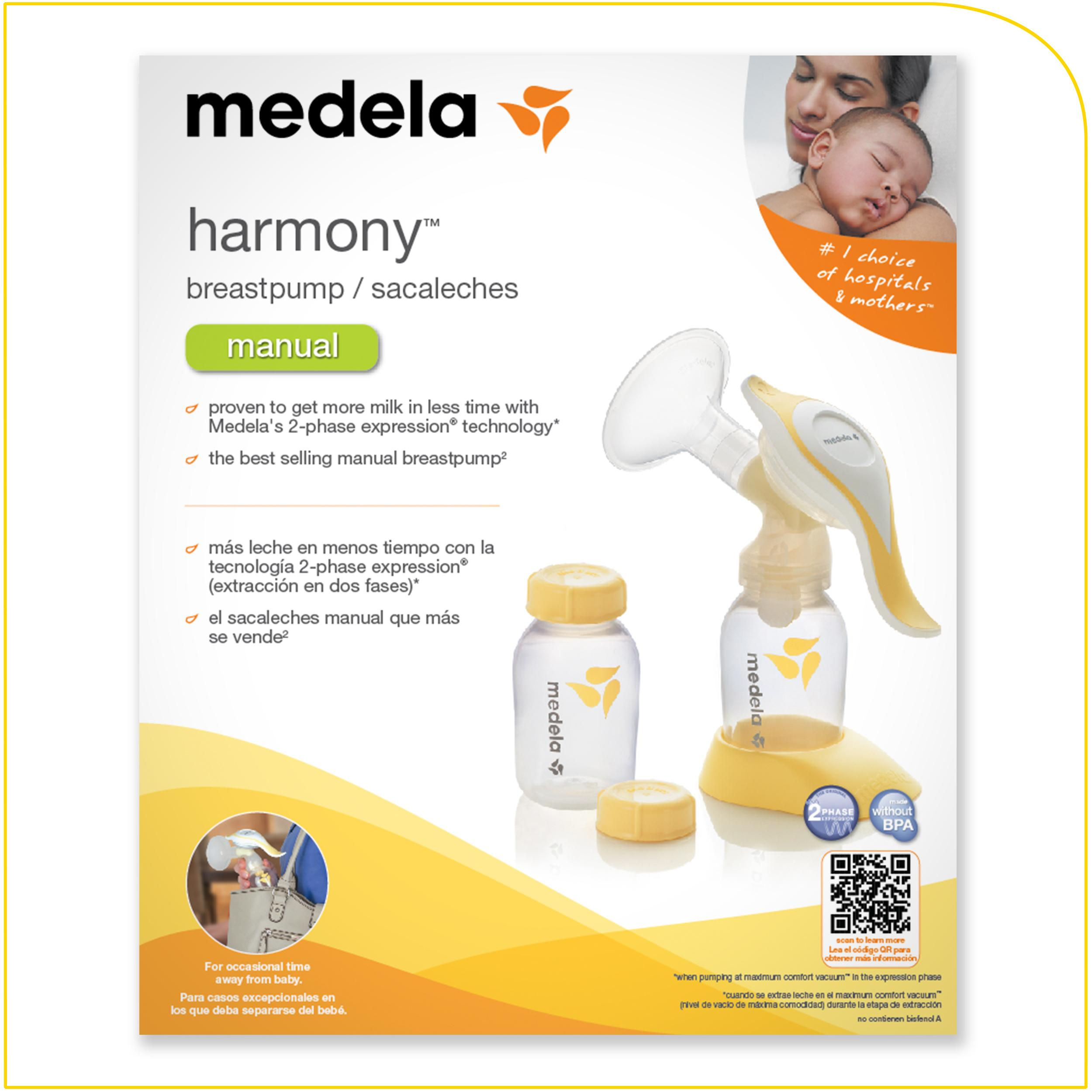 Medela Harmony Manual Breast Pump Review Nursing Mama Tips