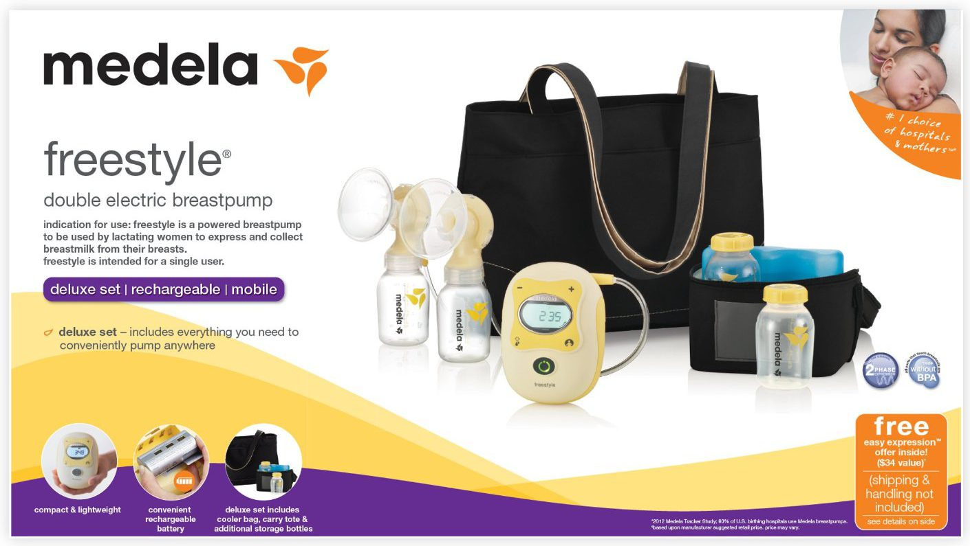 Medela Freestyle Breast Pump Deluxe Set Review Nursing Mama Tips